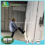 [زجت] بيئيّة خرسانة لوح اللون الأخضر جدار نظامة لأنّ [بش هووس]