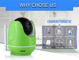 câmera esperta do IP de 960p WiFi com o cartão do SD para a segurança Home
