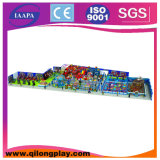 SGS&Ce a prouvé la cour de jeu d'amusement d'intérieur (QL--025)
