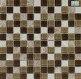 Mosaico caldo di vetro del salone e della stanza da bagno di vendita