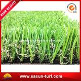 防水庭の人工的な草の美化