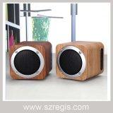 木製の無線オフィスの可聴周波Bluetoothの小型専門のスピーカー