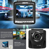 "2.4 ""HD1080p Car Dash Camera com Ntk 966220 Car Video Recorder Chipset, 5.0mega H42 Car Camera, saída de vídeo HDMI, Loop Recording Car DVR-2416"
