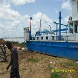 Kedaのカッターの吸引の浚渫船
