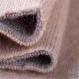 Due fronti dei tessuti dell'acetato di cellulosa e delle lane