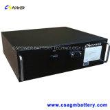Batteria profonda del litio 24V 100ah di Dod LiFePO4 con Ce, UL