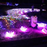 110-240V de populaire Decoratie van de Fee van Trinkerbell van Kerstmis Lichte Openlucht