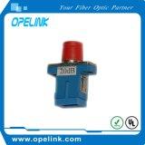Attenuatore fisso ottico della fibra di Sc/FC 20dB (femmina-femmina)