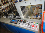 Computer 2 dichtende Schicht-Abfall-Beutel und Ausschnitt-Maschine