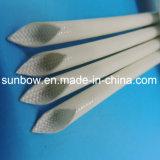 Fibra de vidro do silicone da certificação 1.2kv do UL que Sleeving VW-1