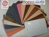 Панель стены PVC материалов Firproof высокого качества с 1220*2440mm