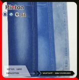 Factory Supply 32s 100% coton Indigo Plain Denim Fabric