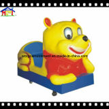 Cane di giro del Kiddie di divertimento MP4 piccolo con musica ed il video