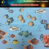 Beachwear (YH2145.2146)를 위한 폴리에스테 마이크로 섬유에 의하여 길쌈되는 직물의 패턴을 인쇄해 물고기