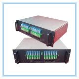 Разрешение Fwap-1550h-64X19 стекловолокна Wdm CATV EDFA Pon