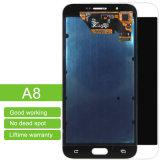Handy-Touch Screen für Bildschirm den Samsung-A8 komplett