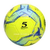 Шарик футбола цвета TPU ЕВА регулярно размера 5 живой