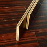 Suelo de múltiples capas de madera sólida del suelo de interior E0 para la sala de estar