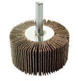 A aleta roda o grão de lixamento do disco 120 do óxido de alumínio