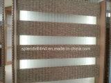 シマウマの巻上げ式ブラインドのブラインド(SGD-R-3074)