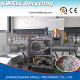 Serie Sj Alimentación Fuerza PP Bag Reciclaje Máquina Granulación