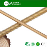M10 M12 DIN975 Barre de filetage en laiton Barre de filetage (DIN976)