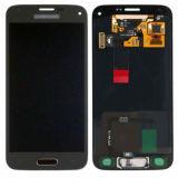 SamsungギャラクシーS5小型G800 G800h LCDのためのLCD表示のタッチ画面の計数化装置アセンブリ