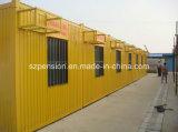 Alta fuente inferior de Proft para la casa móvil prefabricada/prefabricada de la construcción