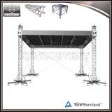 Ферменная конструкция коробки башни ферменной конструкции ферменной конструкции этапа алюминиевая