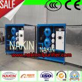 Épurateur de pétrole de transformateur de pompe de vide/machine centrifugeuse de pétrole