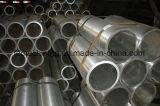 Tubo de acero cuadrado de 50mmx50mm / tubo de acero pre-galvanizado