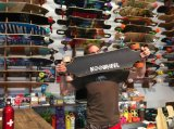 2017年のドイツ米国倉庫の電気スケートボードの電気Longboard Hoverboardの安い価格