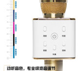 이중 스피커 질 음향 효과 마이크 소형 Karaoke 선수 Bluetooth 스피커