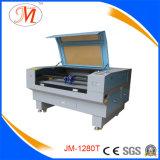 Máquina considerável do laser Cutting&Engraving com 2 cabeças do laser (JM-1280T)