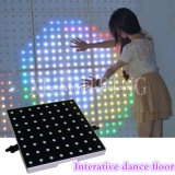 RGB Full Color Interactive LED Dance Floor