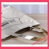 カスタマイズされた 衣服のための非編まれた袋は、使用をリサイクルする