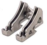 ISO-Gussteil-Hersteller kundenspezifische Stahlpräzisions-Gussteile