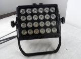 옥외 24PCS 10W RGBW 4in1 LED 동위는 단계 (HL-028)를 위해 할 수 있다