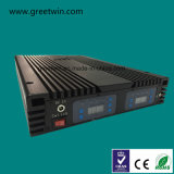 répéteur noir de signal de répéteur de servocommande de la bande 20dBm quatre (GW-20LGDW)