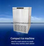 Nueva estructura en máquinas de hielo con el diseño resistente del acero inoxidable (20kg)