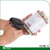 batteria variabile 1260mAh per lo scanner portabile del codice a barre di Fs03