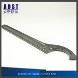 ツールを締め金で止める高い硬度のタイプC 68-72のホックスパナーの締める物