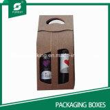 Caixas de embalagem luxuosas do vinho