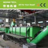 Garrafas de PET com economia de energia lavando linha de reciclagem