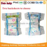 Bonne qualité avec la couche-culotte remplaçable de bébé d'étoile d'élément de prix concurrentiel