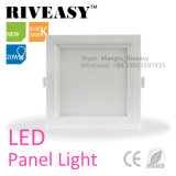 Indoor Lamp를 위한 3-20W Square Acrylic LED Panel Light