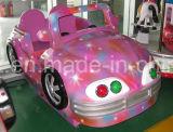 2017 Pink Go Kart Kiddy Ride Indoor / Outdoor Amusement Machine