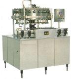 Máquina de enchimento da caixa da parte superior do frontão da máquina de enchimento da caixa do tijolo da tecnologia nova