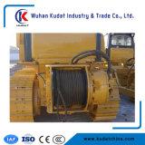 capacidad T165-2 de la niveladora de la correa eslabonada de 165HP Hbxg China