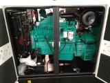 Известные генераторы поставкы 125kVA/100kw Cummins фабрики тепловозные (6BT5.9-G2) (GDC125*S)